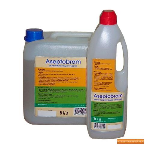 Aseptobrom - дезсредство антимикробного действия