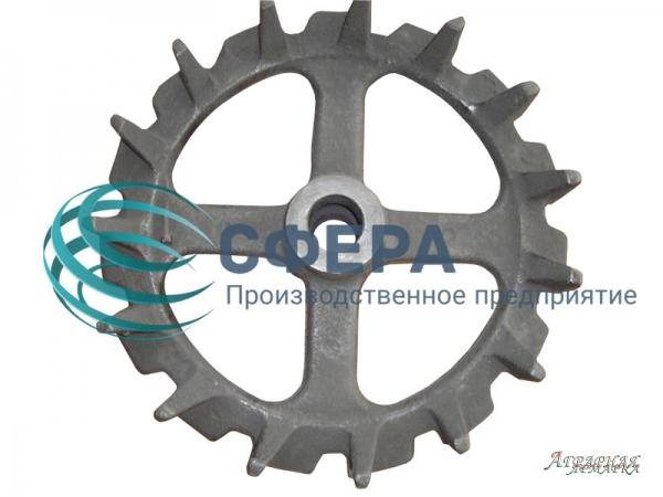 Диск катка ККШ 01.  302-01.  114