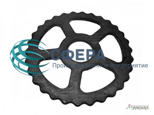 Кольцо зубчатое (узкое)  КЗК 6-01 КЗК-6. 02. 013Л