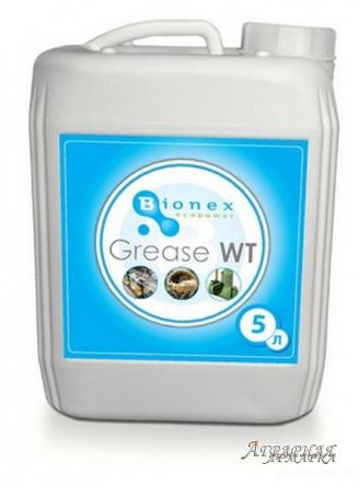 Биопрепарат Bionex Grease WT для разложения жиров