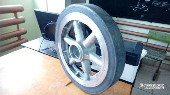 Гуммирование колес
