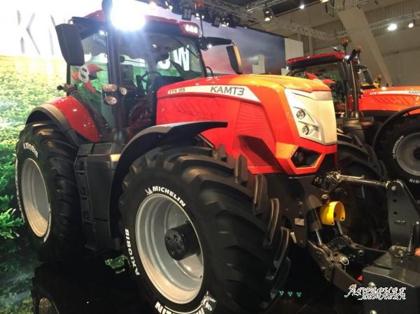 Продажа трактора (ТТХ)  215