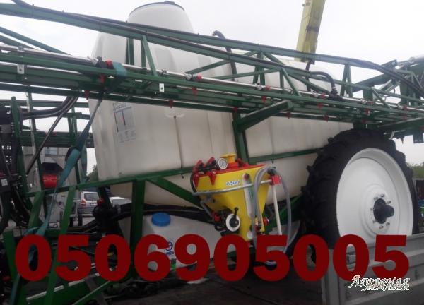 Опрыскиватель Spray EXPERT-3000-24 – надежная защита для Ваших растений