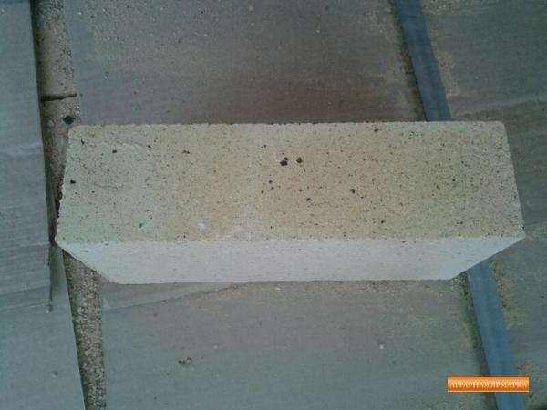 Кирпич шамотный, мертель, глина огнеупорная, цемент ГЦ-40, РЦ