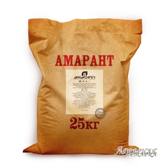 Амарант,  Премиум зерно,  25 кг