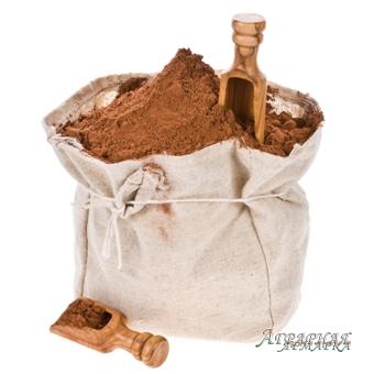 Какао Премиум,  порошок алкализованный,  25 кг