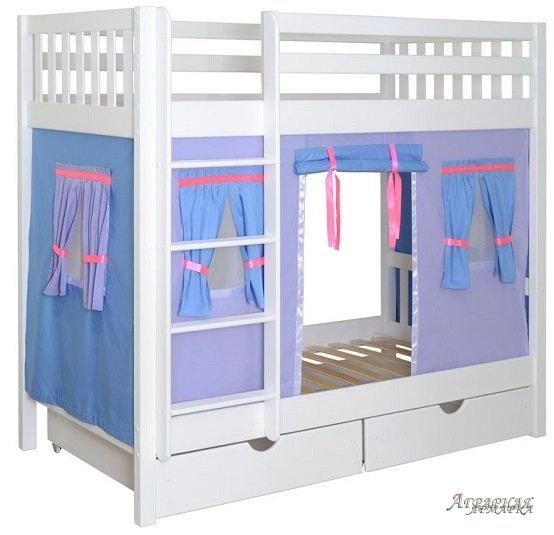 Кровать детская Зазеркалье в Рогачево