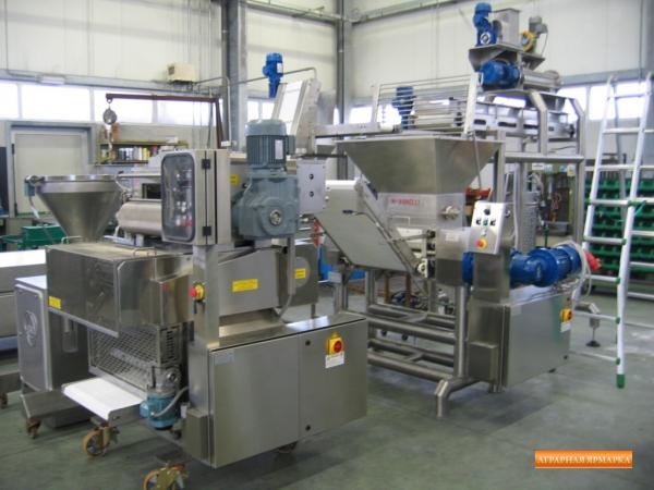 Пельменное оборудование премиум класса «AGNELLI»Италия.