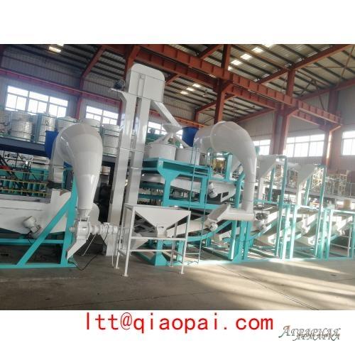 Оборудование для очистки,  шелушения и сепарации семян подсолнечника ТFKH-1500
