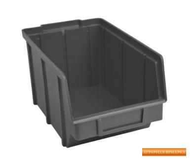 Пластиковый контейнер для складского помещения (700)