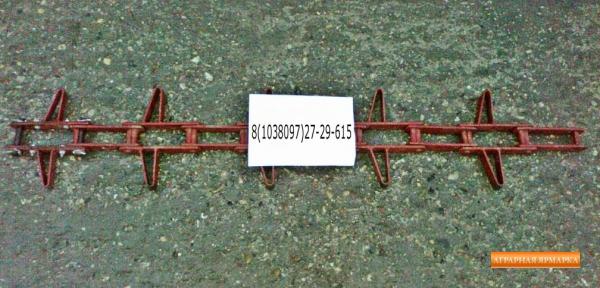 Продам цепи,   ролики поддерживающие,  направляющие,  звездочки  УТФ-320 и УТФ-200 .