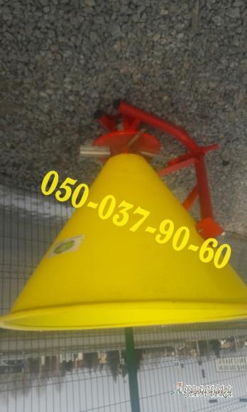 Разбрасыватель удобрений Jar Met 500 л.  (метал-пластик бак)  Польша Разбрасыватель минеральных удобрений,  селитры (розкидач мі