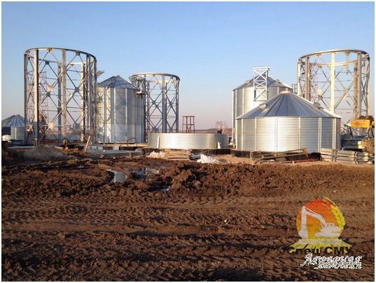 Cтроительство и реконструкция сельхоз объектов в Самаре