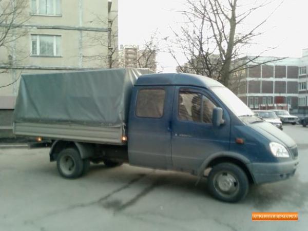 Грузопассажирские перевозки по Санкт-Петербургу , области ,  меж город.