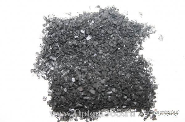 Соль черная,  гималайская мелкий помол,  25 кг