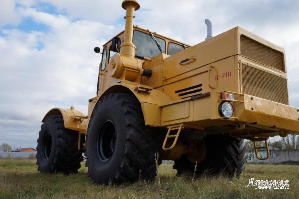 Продается Трактор Кировец К-701
