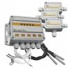 GSM терморегулятор контроллер управления EClerk-Eco-3TL-GSM-0-2R-HP