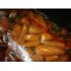 Морковь мытая П/з мешок 30 кг
