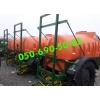 Новые прицепные опрыскиватели ОП-200/2500