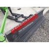 Приобрети новую отвал лопату для уборки снега под МТЗ и подари себе чистые дороги зимой Данных агрегат можно использовать не тол