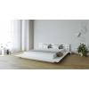Двуспальная интерьерная кровать «Самурай».