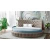 Двуспальная круглая кровать «Аризона»