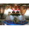 Оформление воздушными шарами свадеб от Grandshar