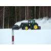 Скоростной передний снегоуборочный отвал серии AM «FMD».