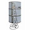 Поясной полиуретановый высокотемпературный  нагреватель для бочек для мягкого разогрева сырья до заданной температуры