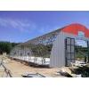Производство готовых комплектов быстровозводимых зданий из металлоконструкций