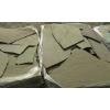 Камень природный серо-зеленый пластушка песчаник натуральный