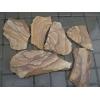 Натуральный камень Тигровый пластушка песчаник