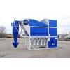 Зерноочистительная машина (сепаратор САД)  Очистка и калибровка зерна