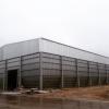 Строительство каркасных и бескаркасных ангаров,  хранилищ,  складов.